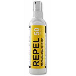 Repel 50% DEET FREE 120ml